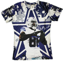 Newest T Shirt Dallas 88 Star Funny 3D T Shirts Dez Bryant Printed T Shirts Men/Women Graphic Fashion Tops O-neck Tees Clothing(China)