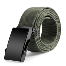 2017 Fashion New Tactical belt body buckle Men Women Military canvas Width 3.8CM  Length 120CM Designers high quality