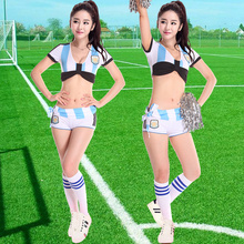 Winter new student sports meet, cheerleading dance, Korean performance, clothing, adult cheerleading clothing(China)