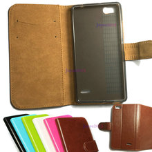 For ZTE BLADE A476 smartphone / New PU Leather Stand Design Protection Wallet Case Cover / You choose color