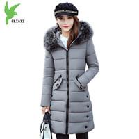 Boutique-Women-Winter-Jacket-Coat-Down-cotton-Parkas-Hooded-Fur-collar-Jacket-Thick-Warm-Coat-Plus