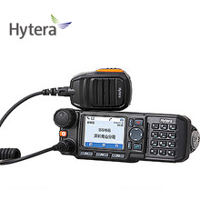 Hytera MT680/MT682/MT685/MT688 Transmitter TFT LCD Walkie Talkie IP67 TETRA Mobile Car Radio not with GPS(China)