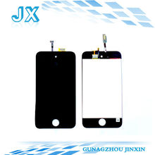 OEM White Full assembly For iPod Touch 4th Gen LCD Screen Touch Digitizer  by DHL UPS EMS free shipping