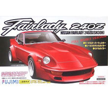 03810# ID-143 1/24 Scale Model Car Kit Fairlady 240Z S30 Full Works SH30H 1:24 Scale KIT plastic model kit model hobby