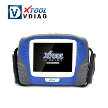 Original XTOOL Truck Diagnostic Tool PS2 Heavy Duty with Bluetooth Update Online High Quality XTool Battery Tester