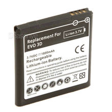 Seasonye 1800mAh BG86100 Replacement Battery For HTC Sensation XE 4G G14 Z710E Z710T EVO 3D X515M X315D Z710E G17 G18 X315E ect(China)