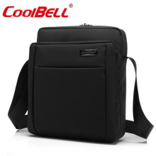 Hot Sale Cool Bell Tablet PC Handbags Multi-function Satchel Brand Business Men's Messenger Bag Fahion Women's Shoulder Bag M402