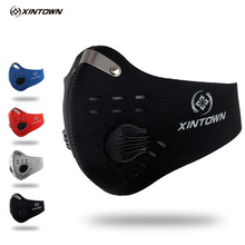 XINTOWN Riding Outdoor Cycling Face Mask Bike Sports Bicycle Neck Warm Protect Half Veil Guard 5-Color(China)
