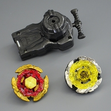 1pack 2pcs New Beyblade Hell Kerbecs Crown with 1 Piece Left Right Pull Starter L-R Advanced Launcher