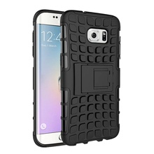 Hybrid Armor Case for Samsung Galaxy S7 S7 Edge Heavy Duty Shockproof Hard Rugged Rubber Silicone Mobile Phone Cover Case