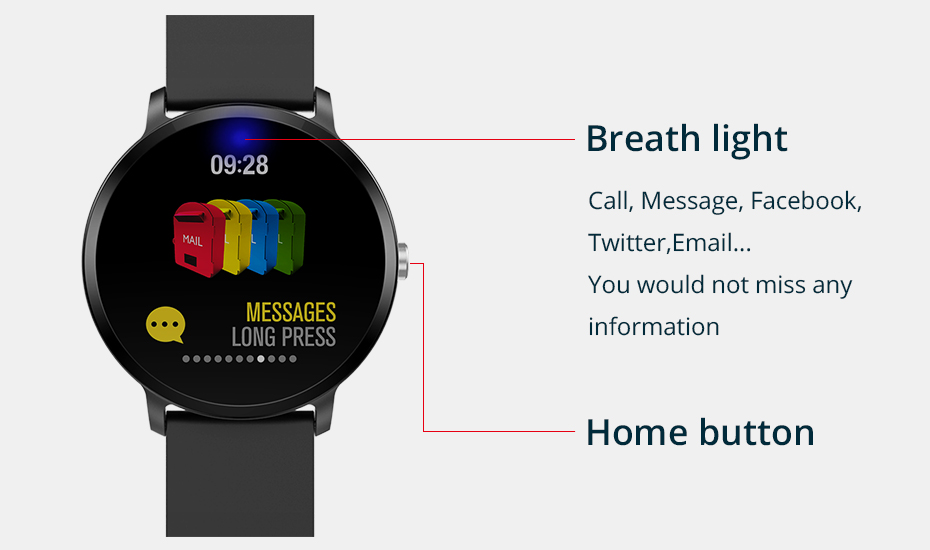 COLMI V11 Smart watch IP67 waterproof Tempered glass Activity Fitness tracker Heart rate monitor BRIM Men women smartwatch 12