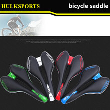 Free shipping original italy hollw tech geometery microfiber cloth leather titanium rail mtb performance bicycle saddle
