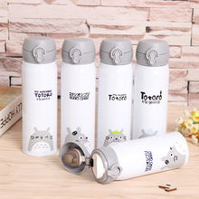 Hot Cartoon Child Thermo Mug Stainless Steel Vacuum Flasks Thermoses Women My Water Bottle Insulated thermos Thermocup Bottles