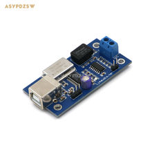 Assembled PCM2704 USB to S/PDIF USB sound card board Supports analog output Digital SPDIF output