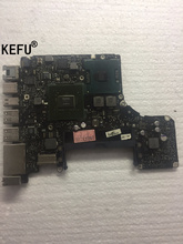 "Buy KEFU 13"" 820-2530-A 661-5230 MB990L/A 2.0GHz P7550 non-integrated motherboard Logic Board MacBook A1278 2009 for $238.00 in AliExpress store"