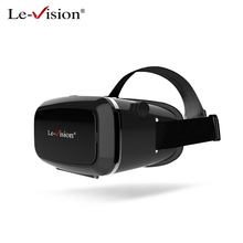 Hot!2017 Google Cardboard VR Shinecon Shape Pro Version VR Virtual Reality 3D Glasses VR BOX 2.0 Movie For 4.5-6.0' Smartphone(China)