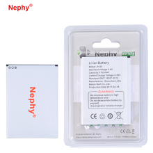 2017 New Nephy Brand Original Battery JY-S3 For Jiayu S 3 S3 JYS3 JY S3 3100mAh Replacement Cell Phone Batteries