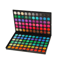 JETTING 120 Colours Eyeshadow Eye Shadow Palette Makeup Kit Set Make Up Professional Box