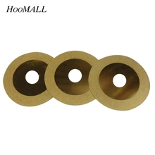 Hoomall 4 inch Circular Carbide-Tipped Power Cutting Disc Saw Blade Wood Woodworking Tool Cutting Discs(China)