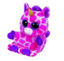 Ty Peek-A-Boos Unicorn Phone Holder Plush Stuffed Animal Collectible Soft Big Eyes Doll Toy(China)