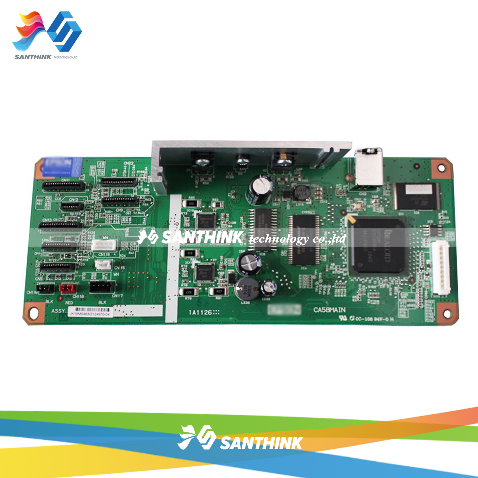 Original Main Board For Epson ME1100 ME OFFICE 1100 Formatter Board Mainboard<br><br>Aliexpress