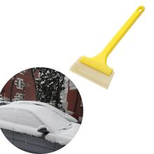 Car Snow Shovel Windshield Ice Scraper Snow Removal Cleaning Tool Snow Brush Broom Removal for Vehicle High Quality Snow Shovel(China)