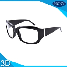 1pcs Circular Polarized 3D Glasses For Reald Plastic Circular polarized lenses eyewear 3D glasses PH0021CP