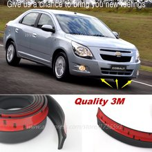 For Chevrolet Cobalt / Car Bumper Lips / Spoiler For Car Tuning / Body Kit Strip / Front Tapes / Body Chassis Side Protection