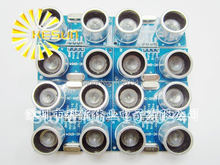 10pcs x 100% New the cheapest price HC-SR04 ultrasonic sensor distance measuring module