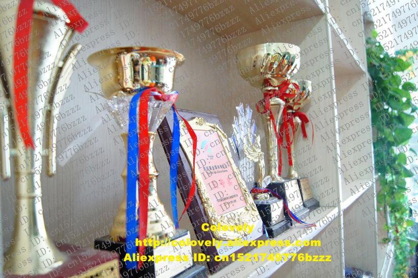 9 trophy