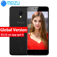Original Meizu M5C M5 C 2GB RAM 16GB ROM 4G LTE Mobile Phone Global Version OTA Update 5.0 inch screen 3000mAh battery(China)