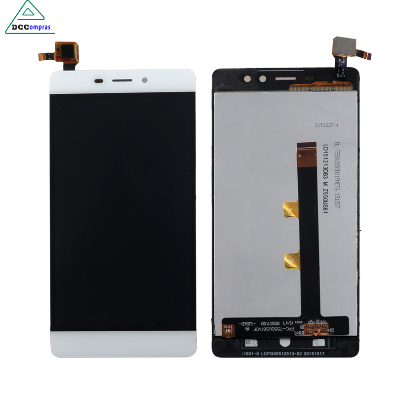 5.5 Original Quality For ZTE N939sc V5 3 / V5 Pro N939St LCD Display+Touch Screen Digitizer Assembly With Free Tools<br>
