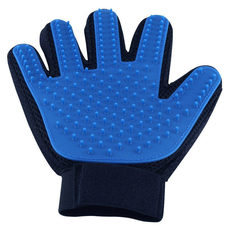Grooming Silicone Brush Glove Image