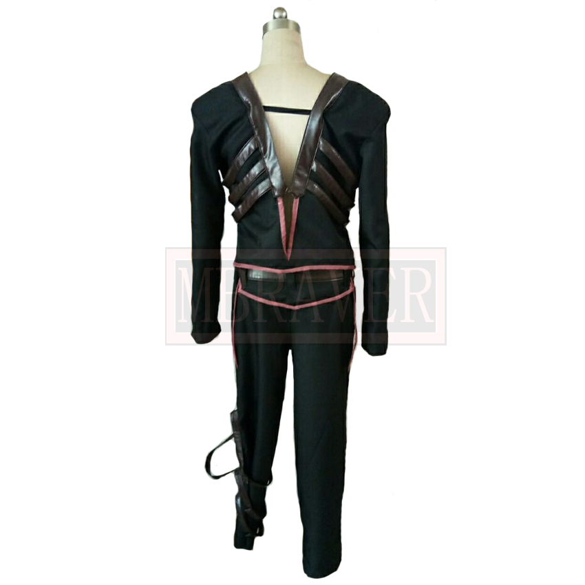 Fate//Apocrypha Siegfried Combat uniform custom Full set Outfit cosplay costume