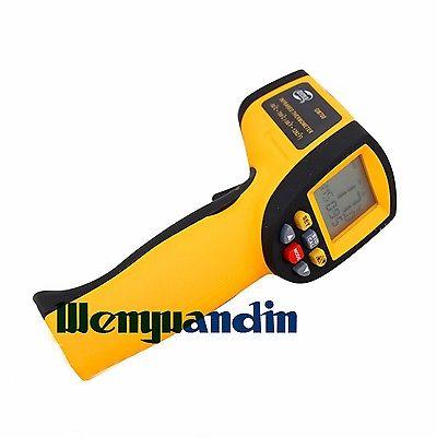 Non-Contact Infrared Digital Temperature Thermometer IR Laser Temperature Gun GM900(-50~900C)<br><br>Aliexpress
