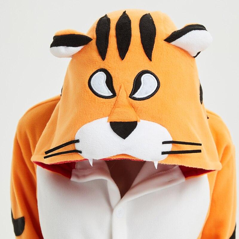 Bengal tiger adult onesie