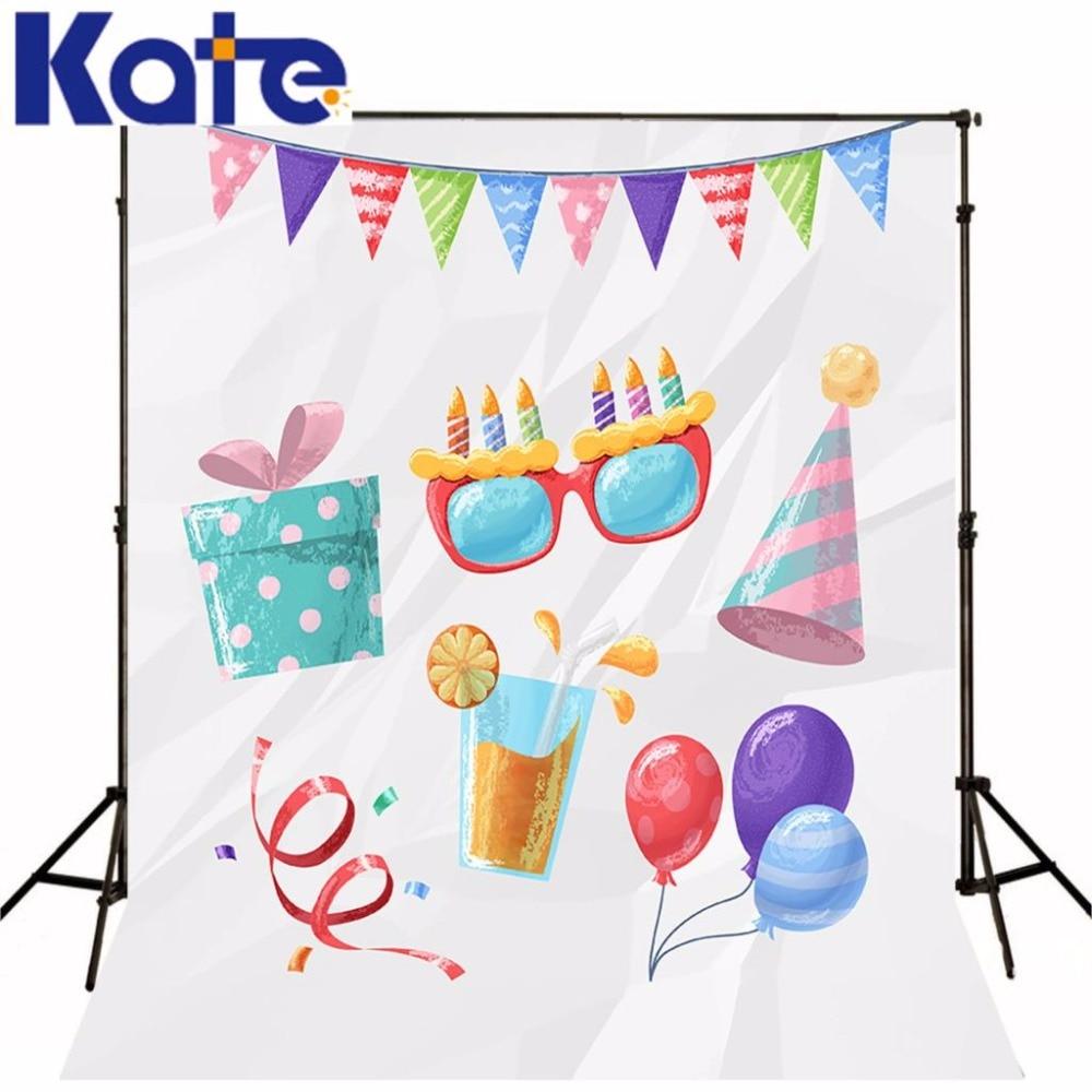 Kate Newborn Photography Background Baby Birthday Background Photo Studio Props Baby Customize Photo For Studio Custom<br>