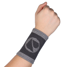 Sports Wrist Sleeve Brace Playing Cycling Protective Sleeve Wrist Protective Cover Support Arthritis Relief Protector(China)