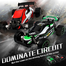 RC Car Drift 1:20 RC Remote Control Car Mini Off-Road Car with Light RTR 4WD DIY Racing Car Kit 1/20 RC Toy VS WPL B-1(China)