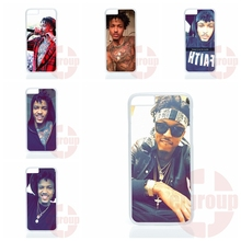 Pop August Alsina For Apple iPhone 4 4S 5 5C SE 6 6S 7 Plus 4.7 5.5 iPod Touch 4 5 6 case Accessories