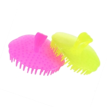 Top Quality 1pcs New Hair Shampoo Scalp Body Massage Massager Brush Comb Free Shipping