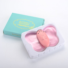 Body Electronic Massager Low Frequency Pulse Massage Meridian Physiotherapy Instrument Mini Butterfly Design Massager Tool 10