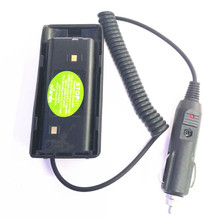 OPPXUN Black  Indication Battery Charger Adaptor For FDC FD-850 PLUS Radio