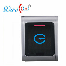 DWE CC RF card rfid reader waterproof IP68 metal case low frequency for access control system 002K