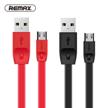 REMAX 1M Full Fast 2.1A Micro USB Data Cable Flat Sync Charger Data Cable Charging for Samsung/xiaomi/sony/LG/HTC
