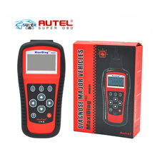 Autel MD801 pro Maxidiag 4 in 1 code scanner MD-801 (JP701 + EU702 + US703 + FR704) Autel MaxiDiag MD 801 Code Reader