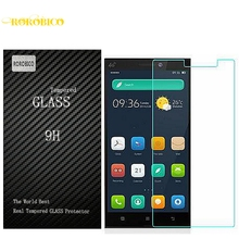 ROROBICO For Lenovo Vibe Z2 4G 5.5 INCH Tempered Glass Film 99% HD Vision Screen Protector 9H Hardness Explosion-Proof Glass