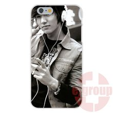 Soft TPU Silicon Cell Phone Cases korea super star lee min ho For Apple iPhone 4 4S 5 5C SE 6 6S 7 7S Plus 4.7 5.5