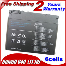 JIGU Laptop Battery For Advent 1015 1315 5301 5302 5311 5312 5313 5421 5431 5511 5611 5612 5711 5712 63GU40028-7A 930T6270F(China)