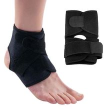 Adjustable Foot Ankle Support Elastic Brace Guard Ankle Protector Football Basketball Equipment for Exercise Sport